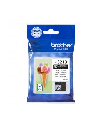 Brother LC3213BK printcartridge black