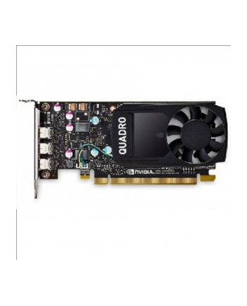 Dell VGA 2 GB NVIDIA Quadro P400, 3 mDP, FH, (Precision )(Customer KIT)