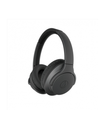 Audio Technica Wireless Noise Cancelling Headphones Black