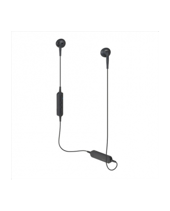 Audio Technica ATH-C200BTBK Wireless Headphones, Black