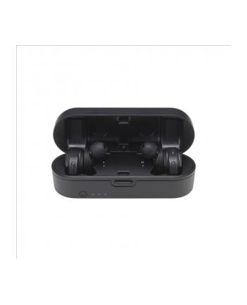 Audio Technica ATH-CKR7TWBK Wireless Headphones, Black