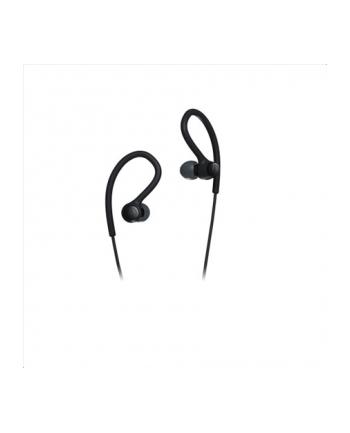 Audio Technica SonicSport ATH-SPORT10BK Wireless Headphones, Black