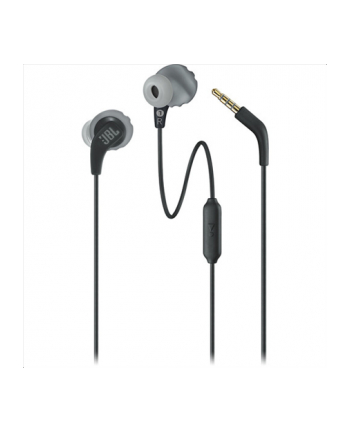 JBL In Ear, Wired headphone with Microphone and One button control, Black