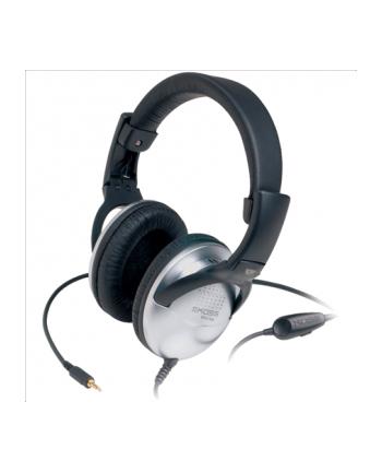Koss UR40 - Full Size Foldable Lightweight Black/Silver