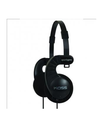 Koss SPORTA PRO - Portable, Foldable, Deep Bass Black
