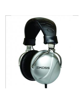 Koss TD85 - Full Size Multiple Use Silver/Black