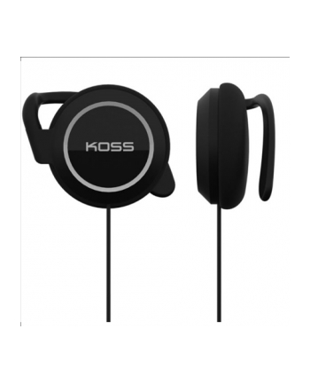 Koss KSC21w - Lightweight Ear Clip White/Black