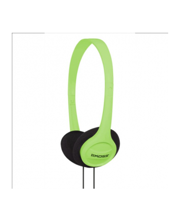 Koss KPH7g - Portable, On Ear Green