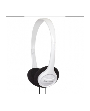 Koss KPH7w - Portable, On Ear White
