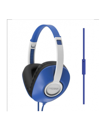Koss UR23iB - Full Size with Mic Blue