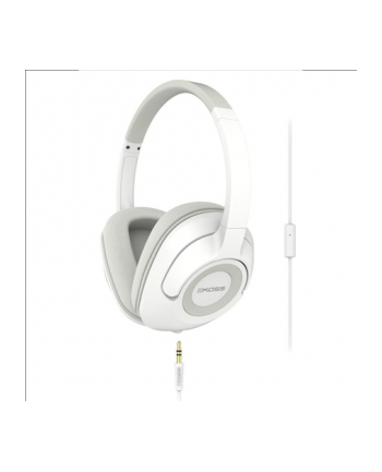 Koss UR42iW - Full Size with detachable Mic White