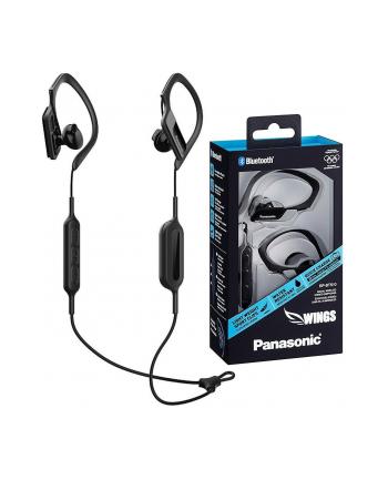 Panasonic RP-BTS10E-K CORDLESS BLUETOOTH EARPHONE- Black