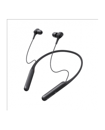 Sony WIC600N wireless noise cancelling in-ear headphones, black