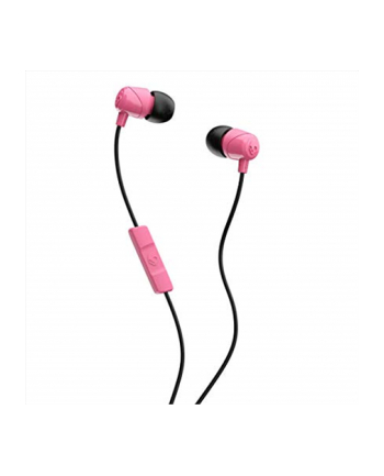 Skullcandy JIB Earbuds With Mic Pink/Black