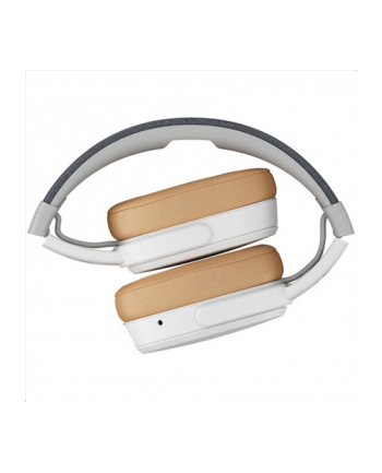 Skullcandy Crusher Wireless Headphones, Gray White