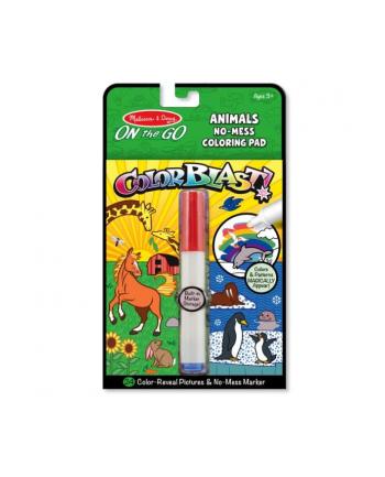 melissa & doug MELISSA Kolorowanka Colorblast Animals 15502
