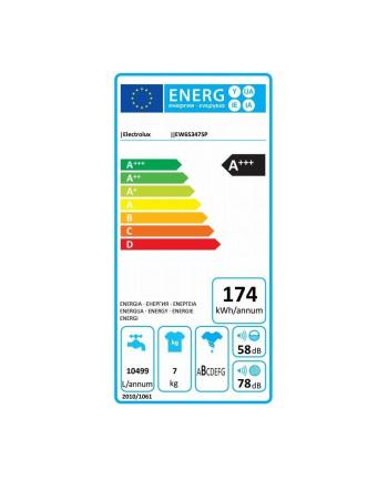 electrolux Pralka PerfectCare EW6S347SP