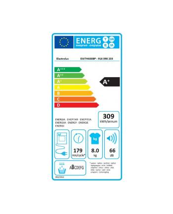 electrolux Suszarka z pompą ciepła EW7H438BP