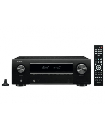 *DENON AVR-X550BT + Wils on Cinematic Orzech