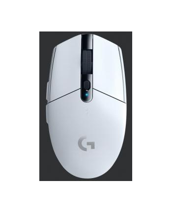 logitech Mysz bezprzewodowa G305 Lightspeed gaming, biała