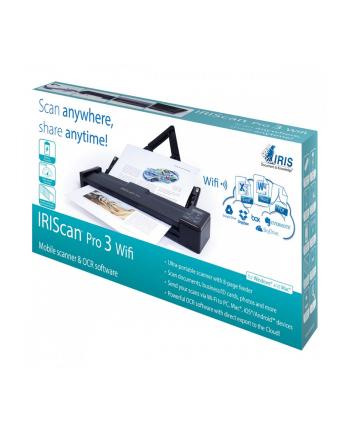 Skaner przenośny IRIScan Pro 3 Wifi