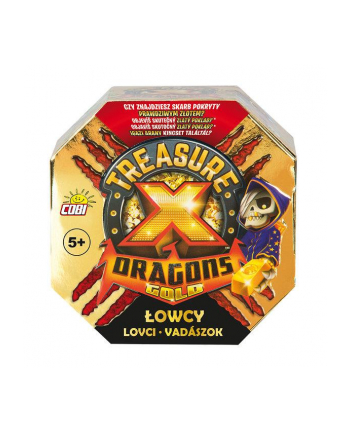 cobi TREASUREX 41507 S2 DRAGONS Łowca 1-pak p18