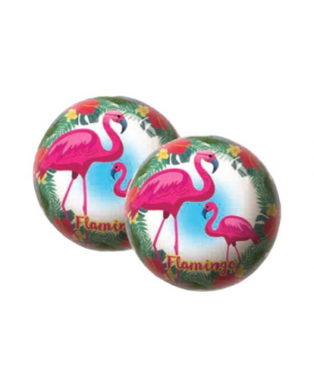 artyk Piłka 230mm Flamingi 024178