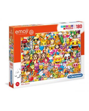 Clementoni Puzzle 180el Emoji 2019 29756