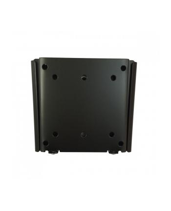 4world Uchwyt TV ścienny, 10- 32 cale, udźwig 20kg, czarny