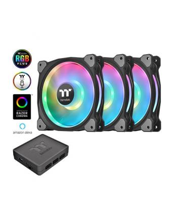thermaltake Wentylator Riing Duo 14 LED RGB Plus TT Premium (3x140mm, 500-1400 RPM)