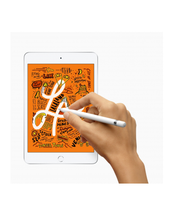apple iPad mini Wi-Fi + Cellular 256GB - Silver