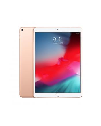 apple iPadAir 10.5-inch Wi-Fi + Cellular 64GB - Gold