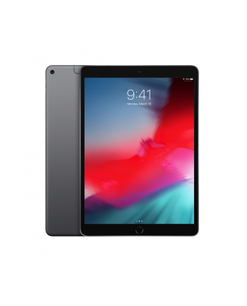 apple iPadAir 10.5-inch Wi-Fi + Cellular 256GB - Space Grey