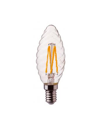 Żarówka LED VT-274 4W świeczka Samsung CHIP E14 2700K