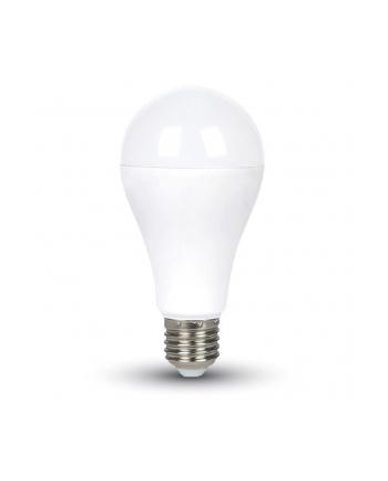 Żarówka LED VT-2017 E27 66.5X134MM 17W 2700K 1800LM SMD Thermo Plastic A+