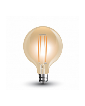 Żarówka LED VT-2027 E27 95x140mm 7W 2200K 700LM FILAMENT A+