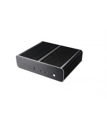Akasa Obudowa Mini ITX Euler TX, Fanless, Aluminium, THIN, USB 2