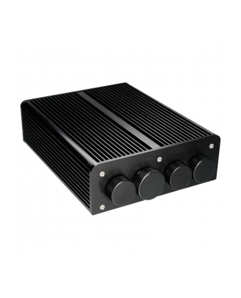 Akasa Obudowa Pascal MC dla Intel NUC, Fanless, Support 2.5'' HDD/SSD