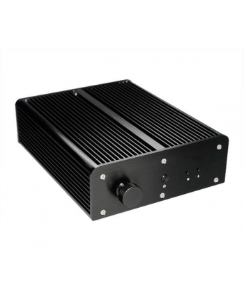 Akasa Obudowa Pascal MC3 dla Intel NUC, Fanless, Support 2.5'' HDD/SSD