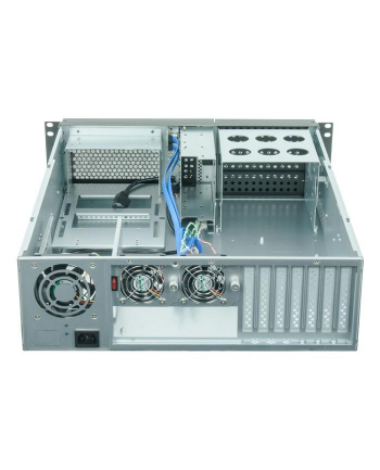 Chieftec obudowa UNC-310A-B, PSU 400W PSU (PSF-400B)