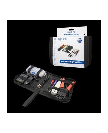 Zestaw narzędziowy z torbą, dla instalatora sieci