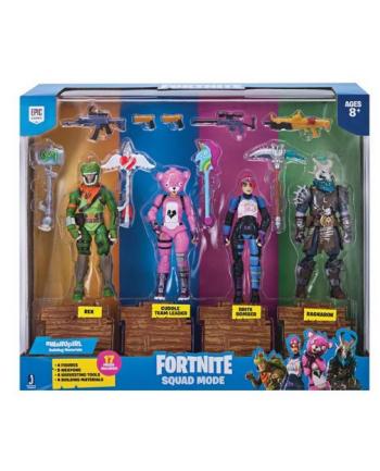 tm toys FORTNITE figurki 4-pak 0019