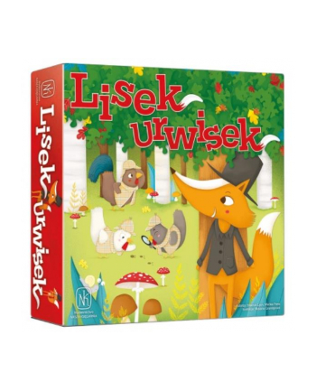 nasza księgarnia Lisek urwisek gra NK
