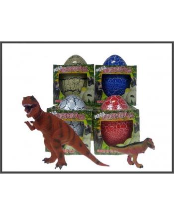 hipo Mega Jajo z dinozaurem 20-50cm 4rodzaje