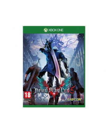 cenega Gra Xbox One Devil May Cry 5