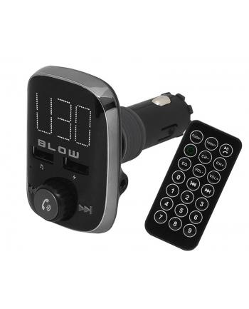 Transmiter FM Bluetooth 4.2 + ładowarka 2,4A