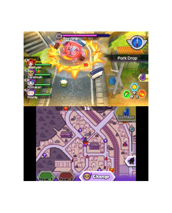 YO-KAI WATCH Blasters White Dog (2DS/3DS)