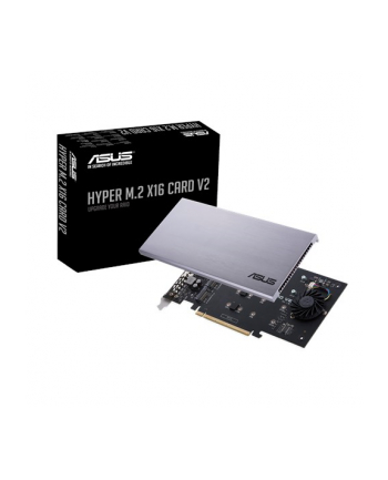 ASUS HYPER CPU PCIE M.2 X16, 128Gbps