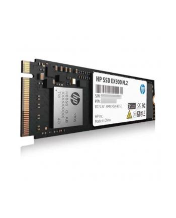 HP Dysk SSD EX900 1TB, M.2 PCIe Gen3 x4 NVMe, 2150/1815 MB/s, 3D NAND TLC