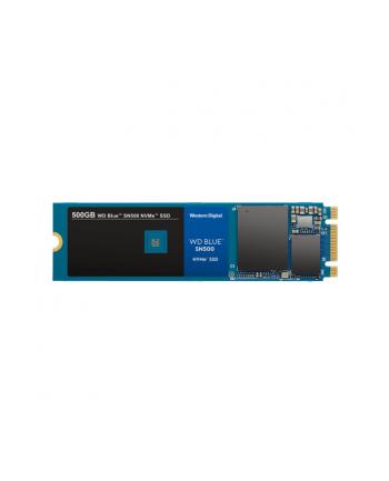 western digital WD Blue SN500 NVMe SSD 500GB M.2 PCI-E 1700/1450MB/s